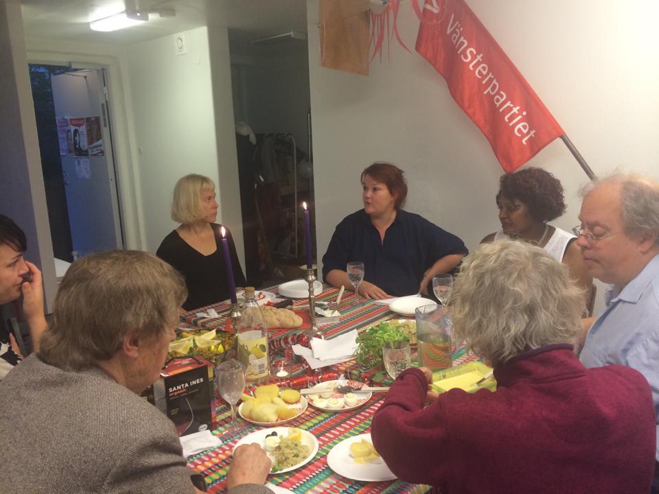 i veckan firade Vänsterpartiet att Hemmet för gamla återtas i kommunal regi.